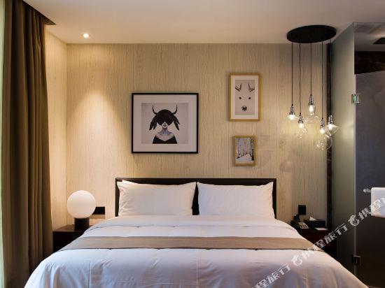 中濠精緻酒店(西鄉大道店)(Bbhol Elegant Hotel (Xixiang Avenue))輕奢北歐房