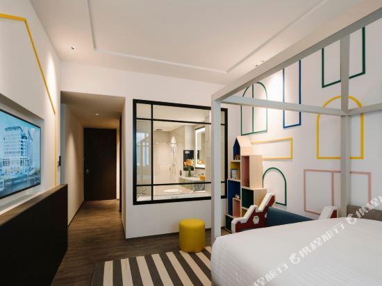 新加坡君樂皇府酒店(Grand Park City Hall Singapore)家庭房