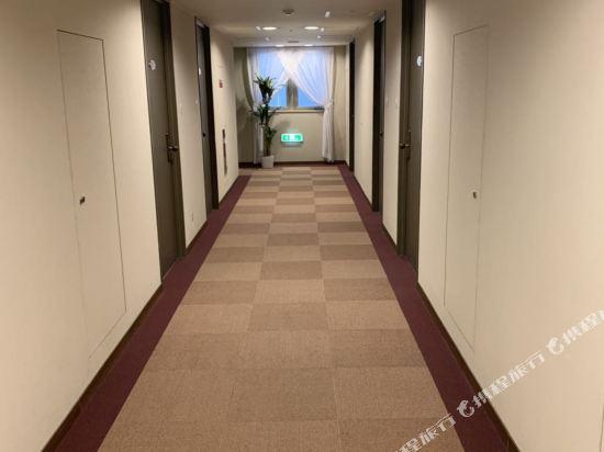 札幌大通Nest酒店(Nest Hotel Sapporo Odori)公共區域