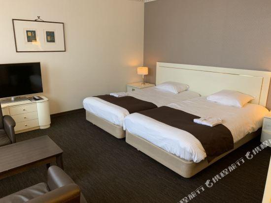 札幌大通Nest酒店(Nest Hotel Sapporo Odori)雙床房