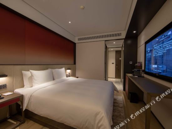 上海徐家彙禧玥酒店(Joya Hotel (Shanghai Xujiahui))優雅大床房
