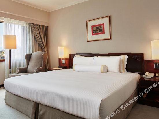 台北福華大飯店(Howard Plaza Hotel)高級客房