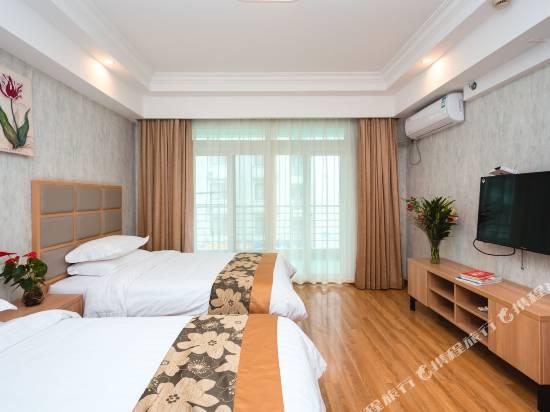 白領E家假日酒店(上海國際旅遊度假區店)