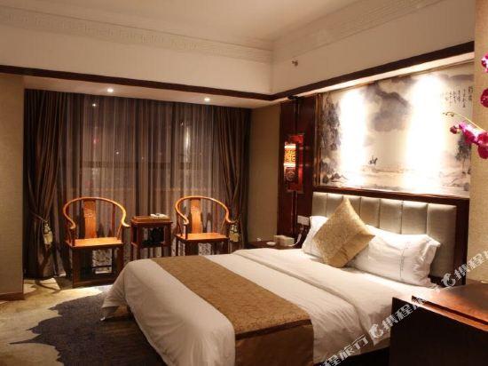 中山平謙精品酒店(Plainvim Boutique Hotel)中式大床房