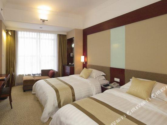 中山金鑽酒店(Golden Diamond Hotel)高級雙人房