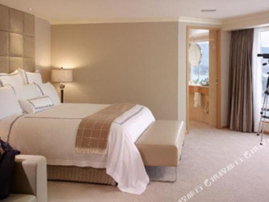 温哥華泛太平洋酒店(Pan Pacific Vancouver)Opal 套房