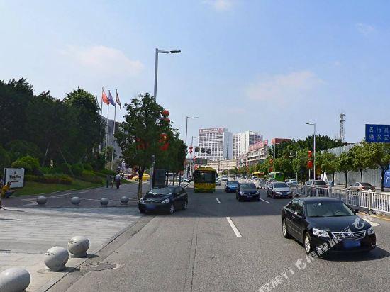 東莞萬達文華酒店周邊圖片