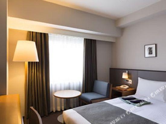 京都蘭威特酒店(Aranvert Hotel Kyoto)經濟單人房