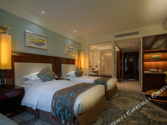 常州福記逸高酒店(Happiness Hotel)高級雙床房