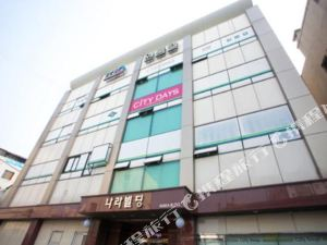 首爾東大門戴斯酒店(Global  Inn Seoul Dongdaemun City Days Inn)
