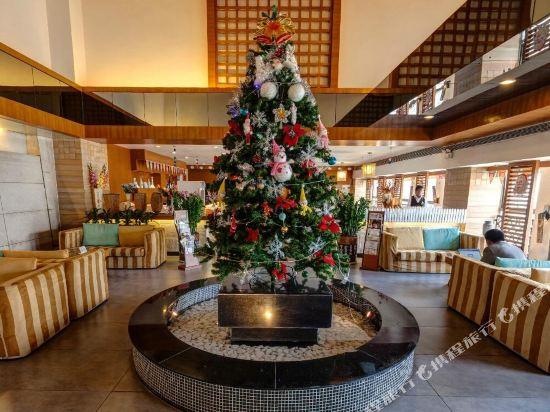 深圳中南海悅大酒店(South China Laguna Hotel)大堂吧