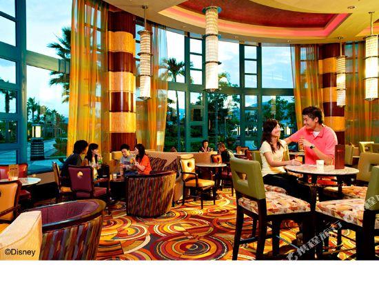 迪士尼好萊塢酒店(Disney's Hollywood Hotel)酒吧