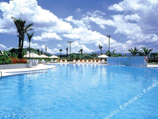 香港嘉湖海逸酒店(Harbour Plaza Resort City)室外游泳池