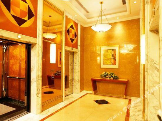香港皇家太平洋酒店(The Royal Pacific Hotel and Towers)公共區域