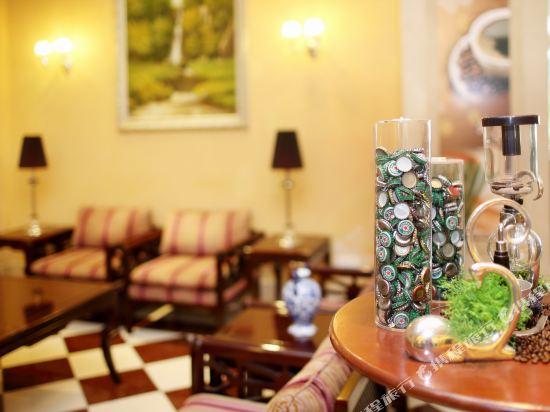 佛山高明碧桂園鳳凰酒店(Gaoming Country Garden Phoenix Hotel)咖啡廳