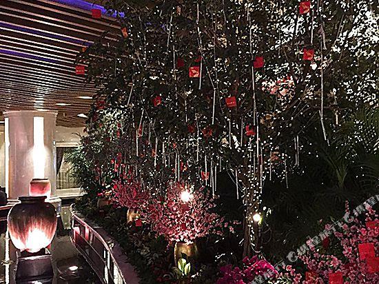 澳門悅榕莊(Banyan Tree Macau)大堂吧
