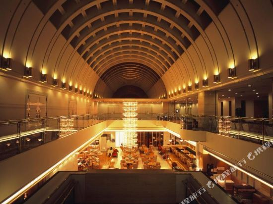 格蘭比亞大酒店(Hotel Granvia Osaka)大堂吧