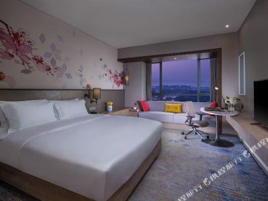 中山利和希爾頓花園酒店(Hilton Garden Inn (Zhongshan Lihe))標準大床房