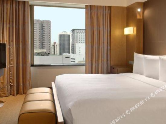 新加坡君悦酒店(Grand Hyatt Singapore)尊享特大套房