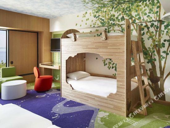 千葉東京灣希爾頓酒店(Hilton Tokyo Bay Chiba)快樂魔法家庭公園房