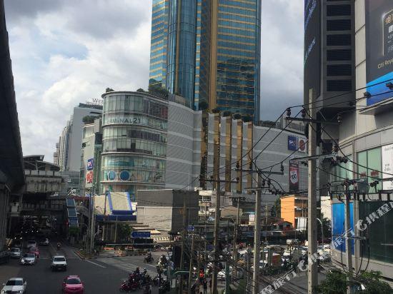 曼谷威爾酒店(Well Hotel Bangkok)周邊圖片