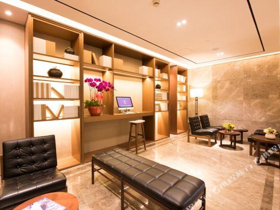 上海陸家嘴聯洋和頤酒店健身娛樂設施