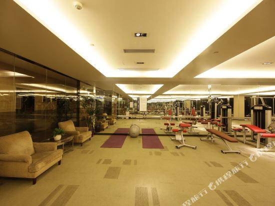 碧桂園空港鳳凰酒店(廣州新白云機場店)健身房