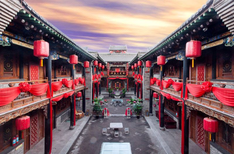 Image result for hotel pingyao china