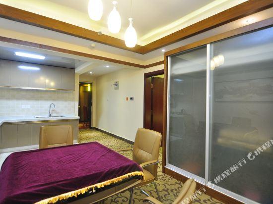 明凡居酒店(昆明王府井中心店)(Mingfanju Hotel (Kunming Wangfujing))麻將套房