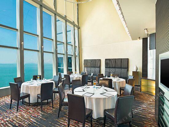 香港數碼港艾美酒店(Le Méridien Cyberport)餐廳