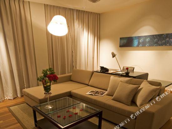 新加坡聖淘沙安曼納聖殿度假酒店(Amara Sanctuary Resort Sentosa)Verandah Suite