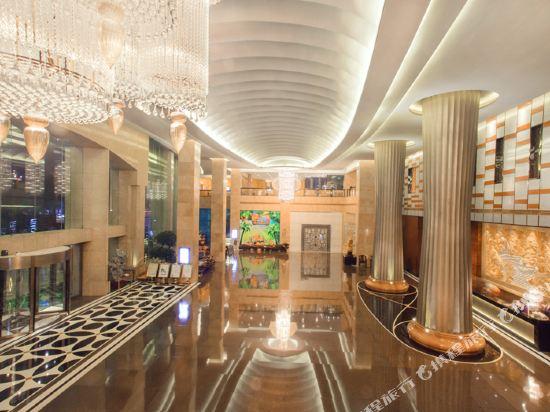 東莞富盈酒店(Cinese Hotel Dongguan)公共區域