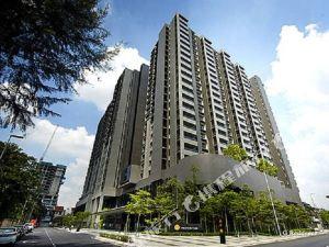 吉隆坡閣樓住宅公寓(Loft Home G Residence Kuala Lumpur)
