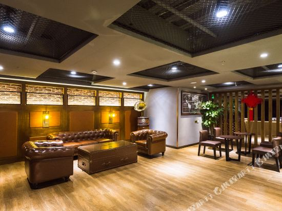 豪楓雅緻酒店(上海國際旅遊度假區唐鎮地鐵站店)(Haofeng Yazhi Hotel (Shanghai International Tourist Resort Tangzhen Metro Station))公共區域