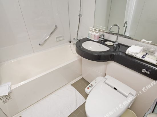 札幌京王廣場飯店(Keio Plaza Hotel Sapporo)高級大間雙床房