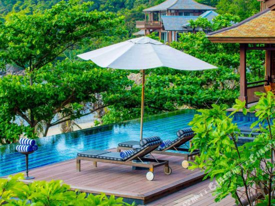 峴港洲際陽光半島度假酒店(InterContinental Danang Sun Peninsula Resort)雙卧太陽半島別墅
