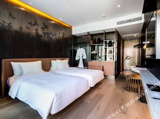 澳門羅斯福酒店(The Macau Roosevelt)高級雙床房