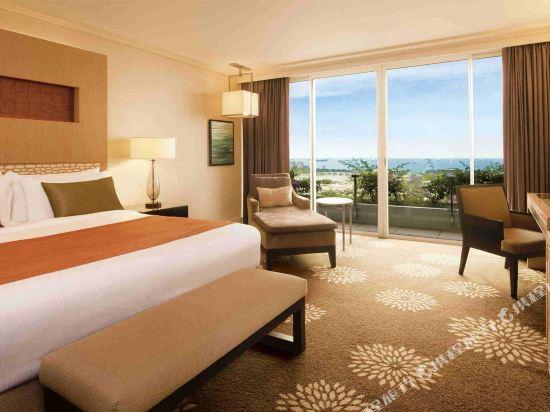 新加坡濱海灣金沙大酒店(Marina Bay Sands Singapore)港景尊貴房
