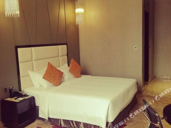 中山萬維酒店(Winway Hotel)豪華商務套房