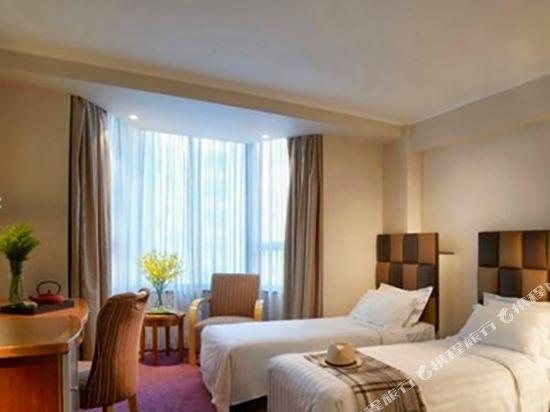 香港灣仔皇悅酒店(Empire Hotel Hong Kong-Wan Chai)皇悅三人房