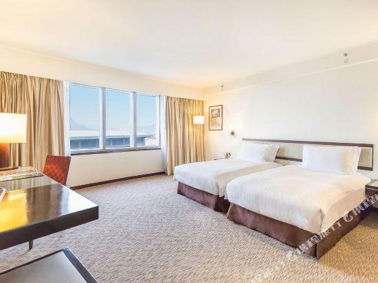 香港富豪機場酒店(Regal Airport Hotel)豪華套房