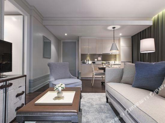 曼谷東方酒店(Oriental Residence Bangkok)ORB056_One-Bedroom Suite