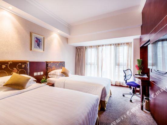 香港粵海酒店(GDH Hotel)行政房