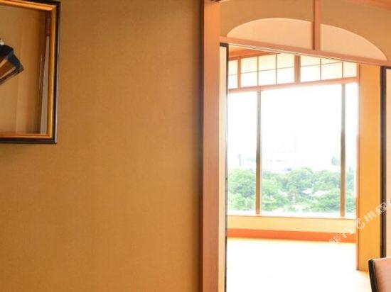 東京椿山莊大酒店(Hotel Chinzanso Tokyo)花園日式套房