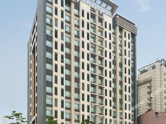 東大門西方高爺公寓酒店(Western Coop Hotel & Residence Dongdaemun)外觀