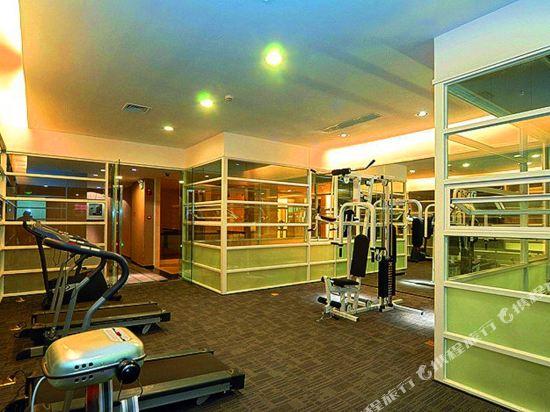 中山特高商務酒店(Tegao Business Hotel)健身房