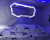 包頭恒輝太空艙公寓