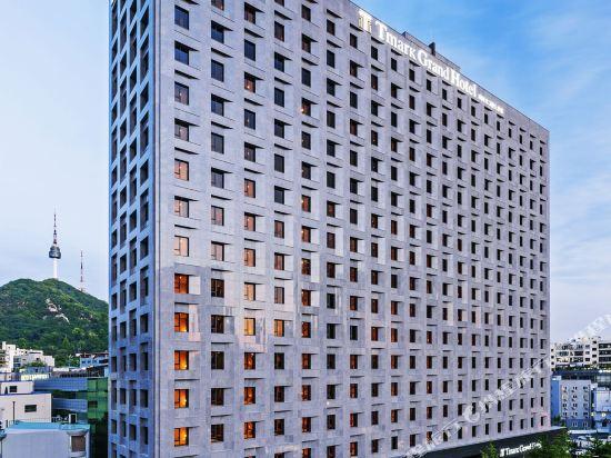 蒂瑪克格蘭德酒店明洞(Tmark Grand Hotel Myeongdong)外觀