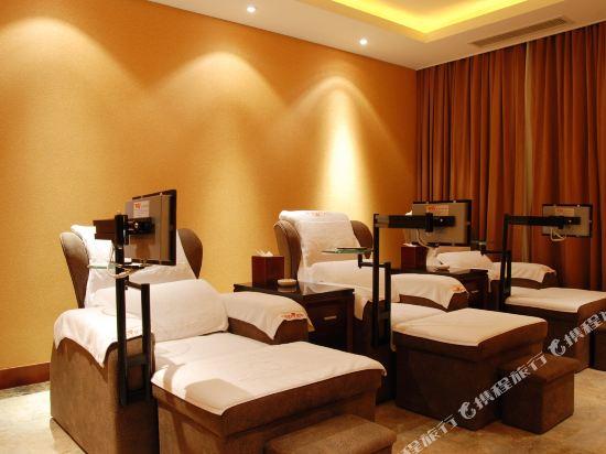 三正半山酒店(東莞橋頭店)(Goodview Hotel (Dongguan Qiaotou))SPA