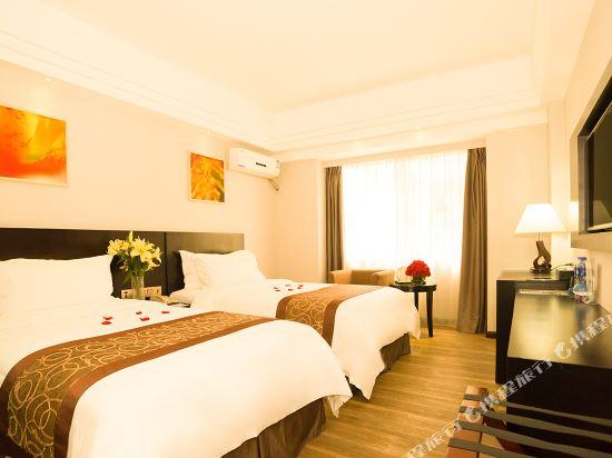 珠海寰庭精品酒店(Aqueen Hotel)豪華雙床房